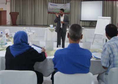 يوم دراسي لبلديات محافظة الخليل حول تعزيز النزاهة ومكافحة الفساد في عمل الهيئات المحلية