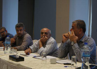 لقاء تطوير الخطة الإعلامية لنظام الشكاوى-لقاء الصحفيين