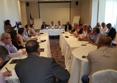 جلسة حوارية  حول واقع عقوبة الاعدام في فلسطين /رام الله