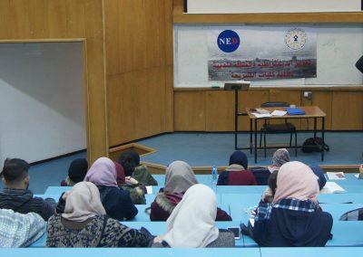 ورشة عمل حول الحريات الدينية في جامعة النجاح -نابلس