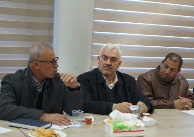 ورشة عمل بالتعاون مع الهيئة المستقلة لحقوق الإنسان حول القانون الإسرائيلي الخاص بإعدام منفذي العمليات الفلسطينيين