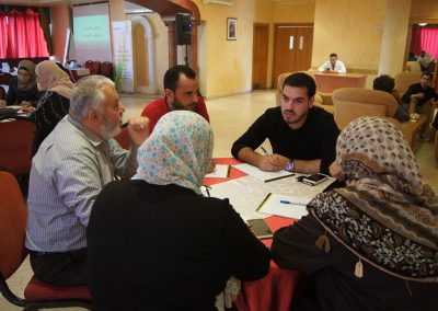 اليوم الدراسي لبلديات الشمال حول تعزيز نظام النزاهة في عمل الهيئات المحلية