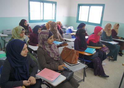 ورشة عمل حول الإسلام والديمقراطية /الكلية الشرعية-الظاهرية