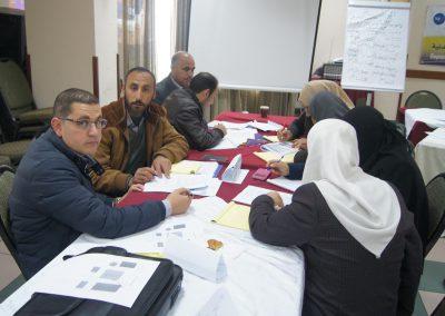 دورة تدريبية حول حقوق الانسان والمواطنة لمعلمي التربية الإسلامية