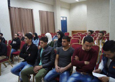 ورشة عمل آليات مناهضة التطرف /جامعة القدس المفتوحة -نابلس