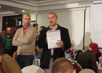 مؤتمر دور الشباب في تعزيز المصالحة الوطنية