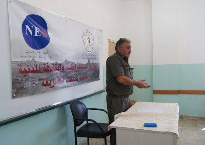 ورشة عمل حول الحريات الدينية-كلية الدعوة الإسلامية-الظاهرية
