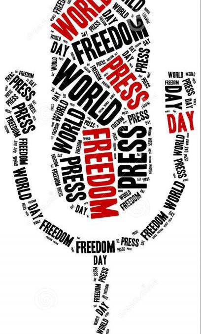 freedom of press Freedom of the press is the freedom of communication and expression through vehicles including various electronic media and published materials while such freedom mostly implies the absence of interference from an overreaching state.