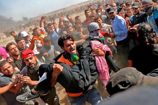 """مركز """"شمس"""" : مذبحة غزة تستدعي موقفاً عربياً ودولياً حاسماً ، وإلى محاكمة دولة الاحتلال أمام القضاء الدولي"""