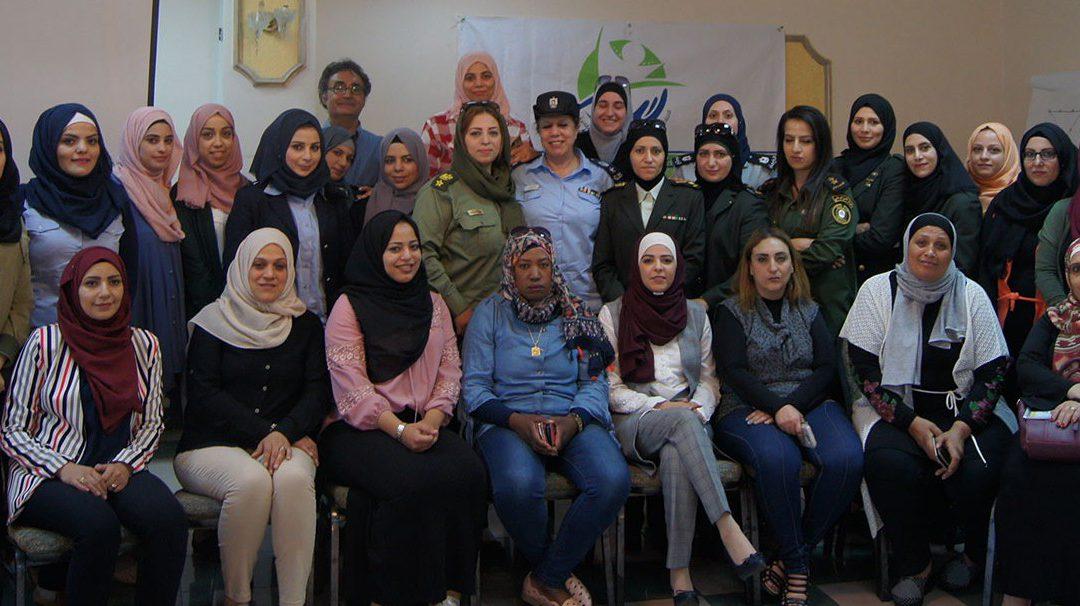 نظمها المنتدى المدني لتعزيز الحكم الرشيد في قطاع الأمن  اختتام دورة تدريبية حول الفساد  وطرق مكافحته للنساء العاملات في الأجهزة الأمنية