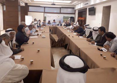 ورشة عمل مع الشرطة ورجال الإصلاح والعشائر في محافظة بيت لحم