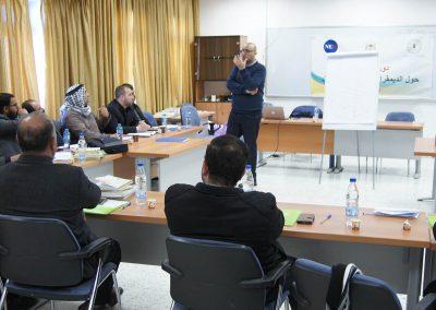 الدورة التدريبية لمعلمي التربية الإسلامية حول الديمقراطية وحقوق الإنسان