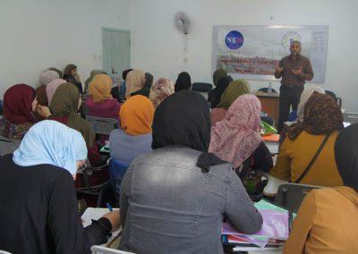 ورشة عمل حول التفكير الناقد في كلية الدعوة الإسلامية/الظاهرية