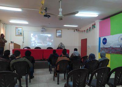 ورشة عمل مع معلمي التربية الإسلامية في المدارس حول التسامح-مدرسة ذكور رقعة الثانوية/يطا