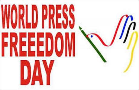 "A statement for immediate release Issued by the Human Rights and Democracy Media Center ""SHAMS""   On the occasion of the World Press Freedom Day: call for the enactment of the Right to Information Act"