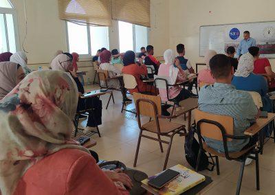 ورشة عمل حول حرية الرأي والتعبير/ جامعة القدس