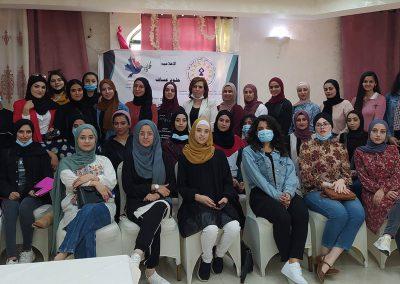 لقاء مع صناع قرار/ السيدة خلود عساف رئيس تحرير وكالة وفا