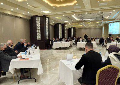 جلسة استماع للأحزاب في قضايا الانتخابات