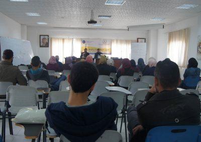 ورشة عمل حول حقوق المرأة بين الشريعة والمواثيق الدولية -جامعة فلسطين الاهلية- بيت لحم