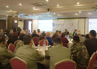 """مؤتمر """" خمس سنوات على انضمام فلسطين لاتفاقية الأمم المتحدة لمكافحة الفساد: الفرص والتحديات"""""""