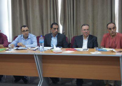 لقاء الحوكمة في مؤسسات المجتمع المدني