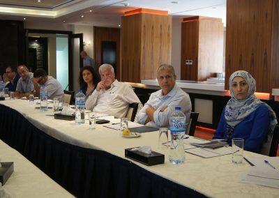 لقاء تطوير الخطة الإعلامية لنظام الشكاوى-لقاء المجتمع المدني