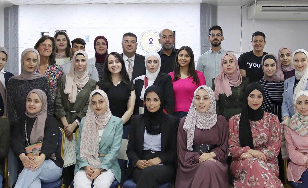 """مركز """"شمس"""" ينظم دورة تدريبية لطلبة كليات القانون حول التحكيم كأحد الوسائل البديلة لحل النزاعات"""